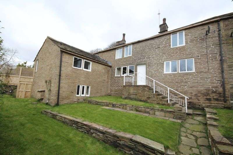 4 Bedrooms Cottage House for sale in TONG END, Whitworth OL12 8BJ