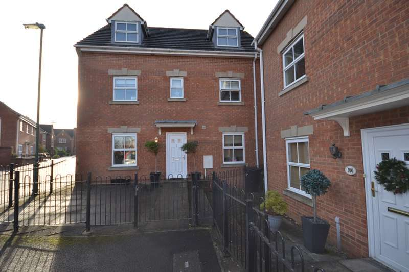 4 Bedrooms Link Detached House for sale in Johnson road, Bristol, Bristol, BS16