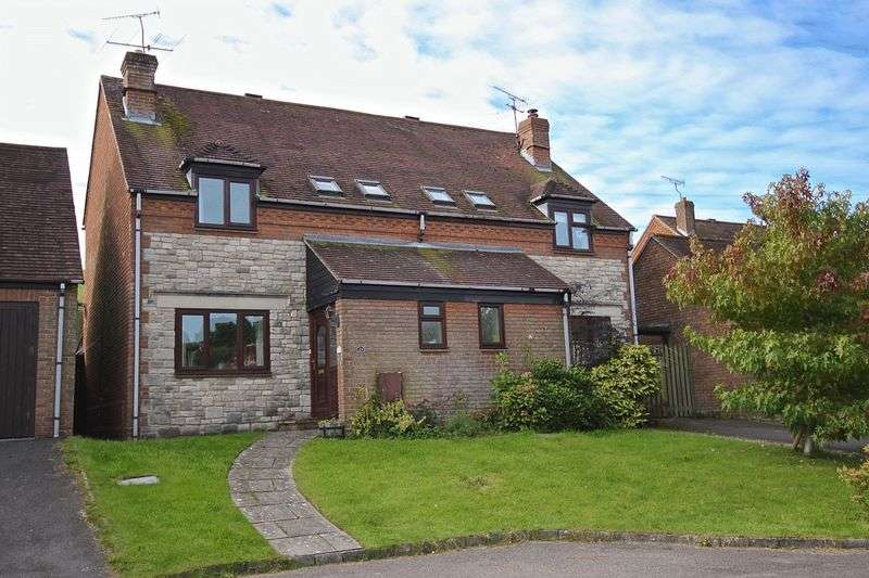 3 Bedrooms Semi Detached House for sale in Winterbourne Abbas, Dorchester, DT2