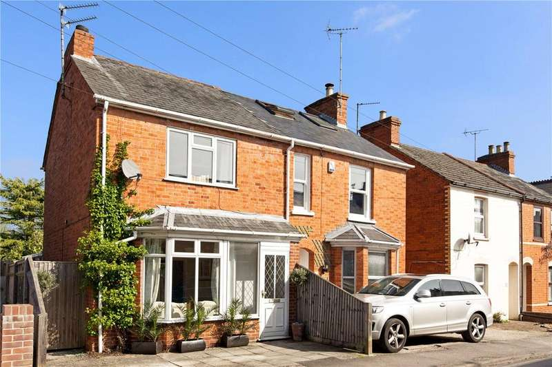 3 Bedrooms Semi Detached House for sale in Russell Road, Newbury, Berkshire, RG14