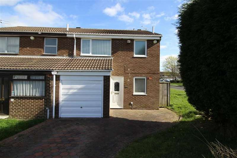 3 Bedrooms Semi Detached House for sale in Thornbury Close, Newcastle Upon Tyne, NE3