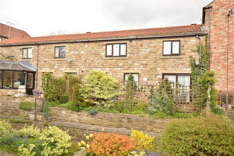 3 Bedrooms Terraced House for sale in Low Mill Court, Shaw Mills, Harrogate, North Yorkshire