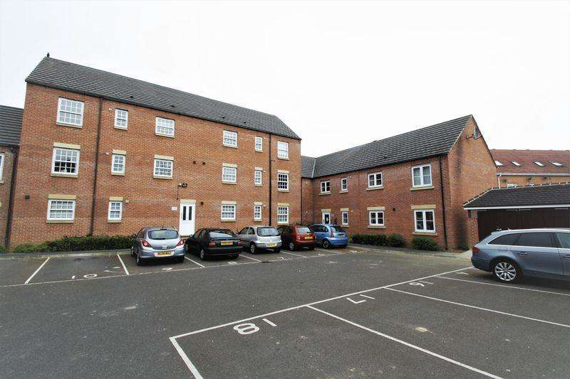 2 Bedrooms Apartment Flat for sale in Camsell Court, Linthorpe, Middlesbrough, TS5 5BE