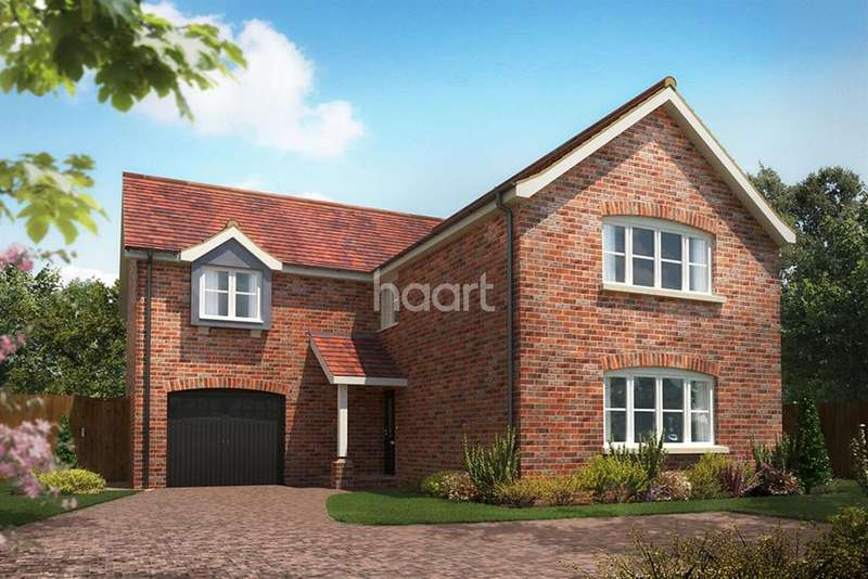 4 Bedrooms Detached House for sale in Barrack Street, Bradfield, Manningtree, Essex