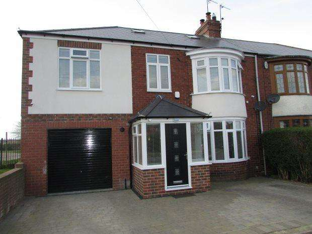 4 Bedrooms Semi Detached House for sale in ST CHARLES ROAD, TUDHOE VILLAGE, SPENNYMOOR DISTRICT