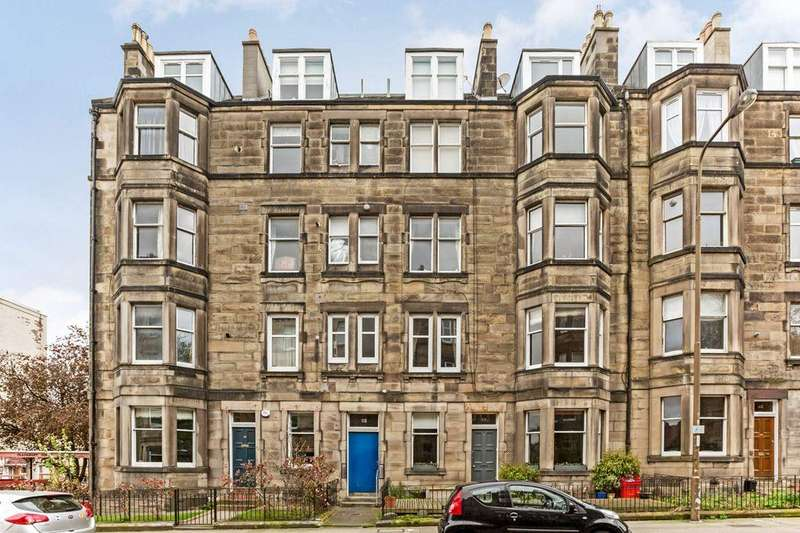 2 Bedrooms Flat for sale in 116 (1F3) East Claremont Street, New Town, EH7 4JZ