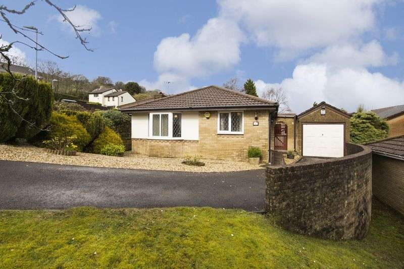 3 Bedrooms Detached Bungalow for sale in Oaklands View, Cwmbran