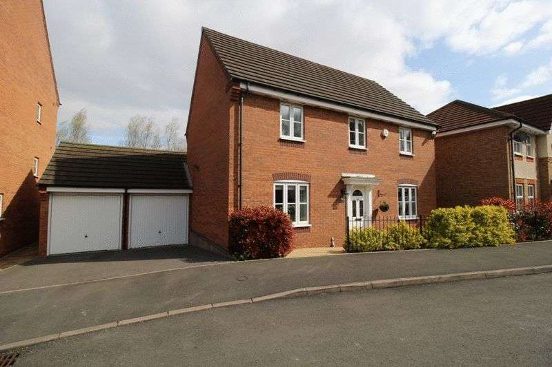 4 Bedrooms Detached House for sale in Bay Avenue, Bilston