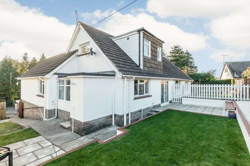 3 Bedrooms Semi Detached House for sale in Union Road West, Abergavenny