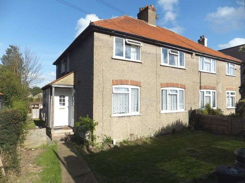 2 Bedrooms Flat for sale in Coulsdon Road, CATERHAM, Surrey