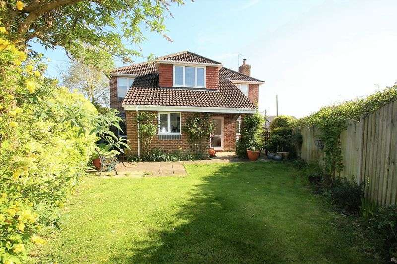 4 Bedrooms Detached House for sale in Swanmore
