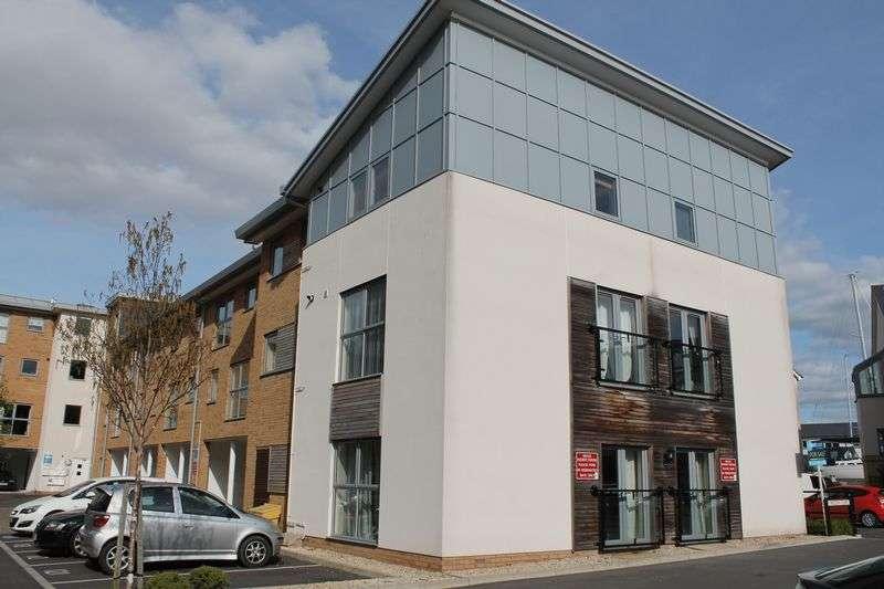 1 Bedroom Flat for sale in Mizzen Court, Portishead