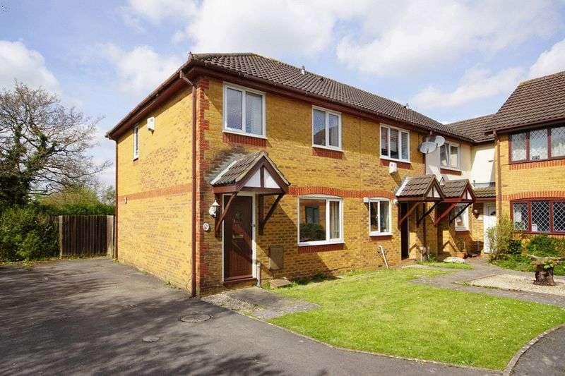 3 Bedrooms Terraced House for sale in 36 Long Mead, Brimsham Park, Yate, Bristol BS37 7YT