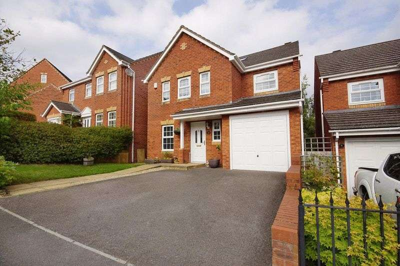4 Bedrooms Detached House for sale in 78 Jellicoe Avenue, Stoke Park, Bristol BS16 1WJ