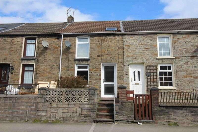 3 Bedrooms Terraced House for sale in Gelligaled Road, Ystrad, Pentre CF41 7RH