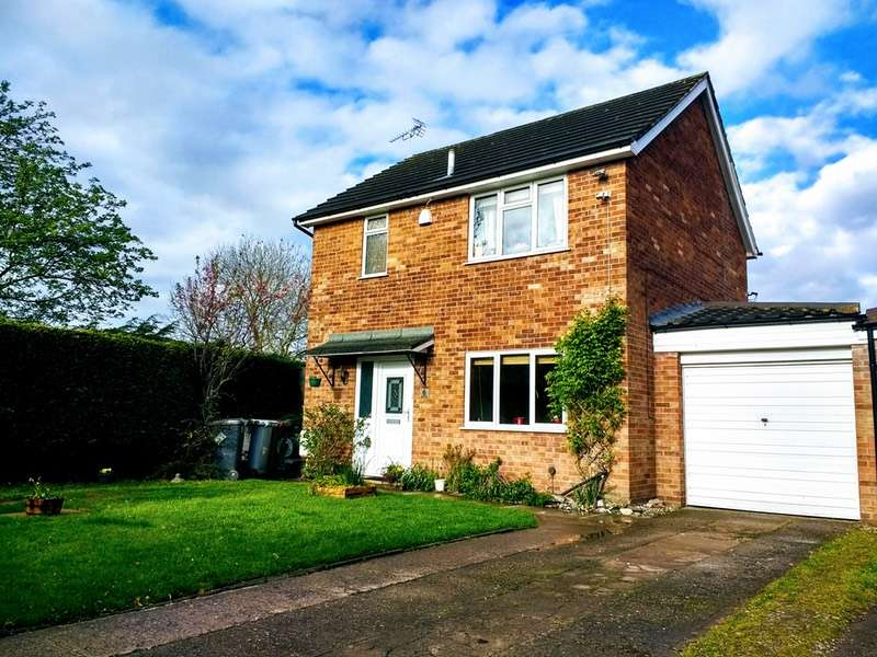 3 Bedrooms Detached House for sale in Bishop's Wood, Nantwich, Cheshire, CW5