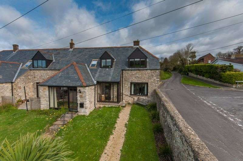 2 Bedrooms Terraced House for sale in West Lulworth