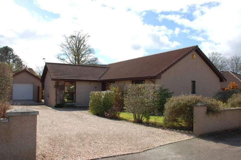 4 Bedrooms Detached Bungalow for sale in Cranmore Drive, Smithton, INVERNESS, IV2