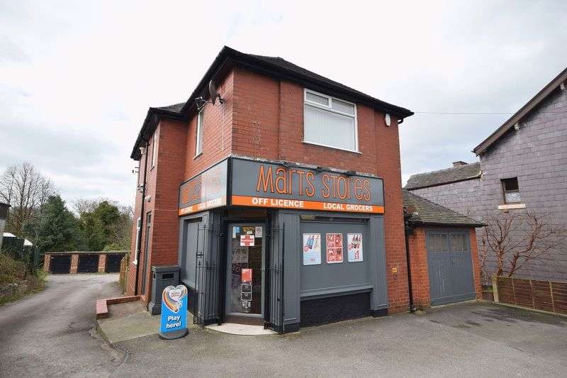 1 Bedroom Property for sale in Ashbourne Road, Leek