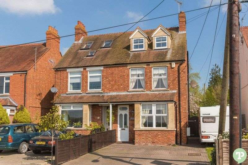 4 Bedrooms Semi Detached House for sale in Cuddesdon Road, Horspath