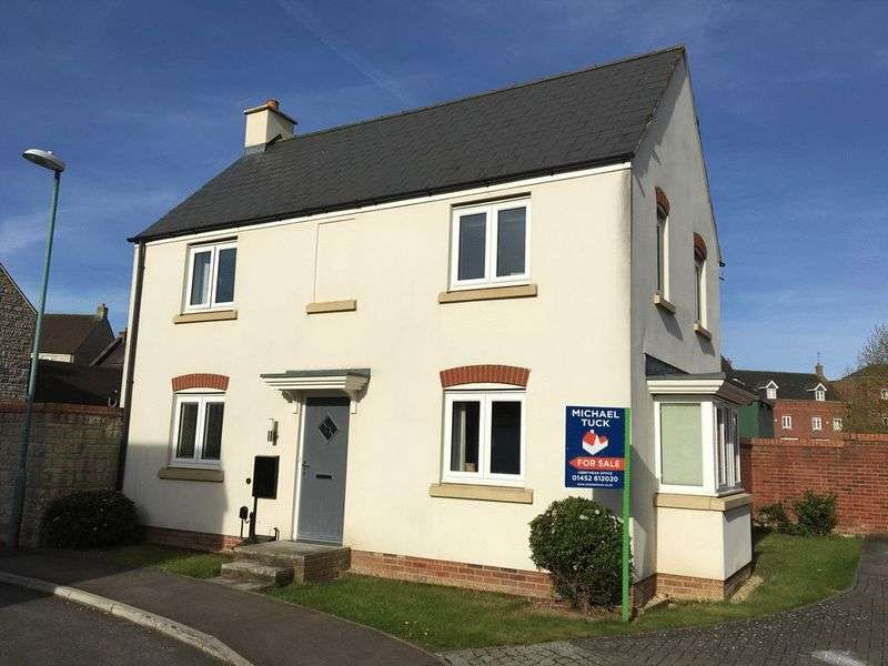 3 Bedrooms Detached House for sale in Zura Avenue, Coopers Edge, Gloucester