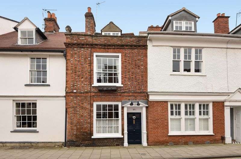 2 Bedrooms Terraced House for sale in East St Helen Street, Abingdon
