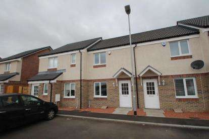 2 Bedrooms Terraced House for sale in Mauchline Drive, Coatbridge, North Lanarkshire
