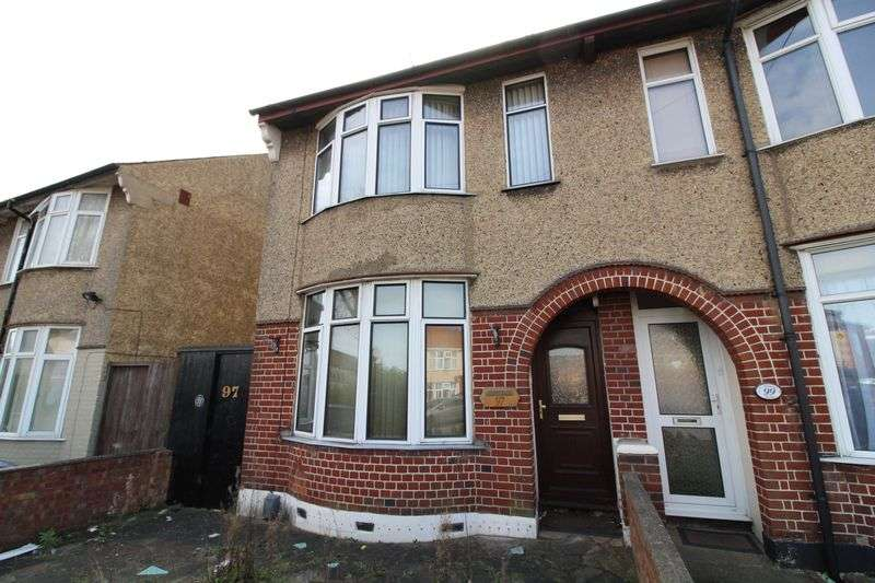 2 Bedrooms Semi Detached House for sale in Charming Semi in the Saints Area