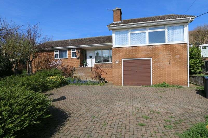 3 Bedrooms Detached Bungalow for sale in The Row, Sutton