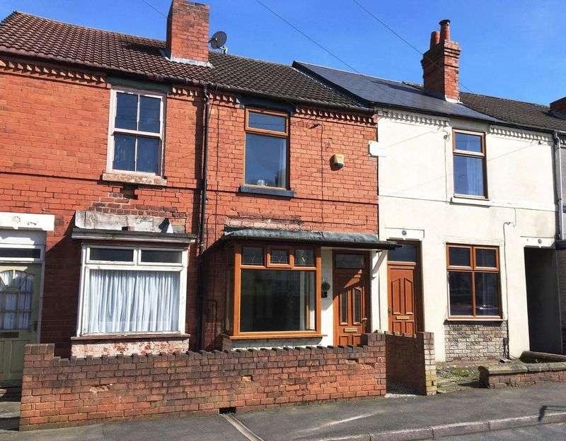 2 Bedrooms Terraced House for sale in Kings Road, SEDGLEY