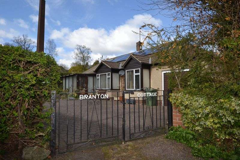 2 Bedrooms Detached Bungalow for sale in Percy Terrace, Alnwick
