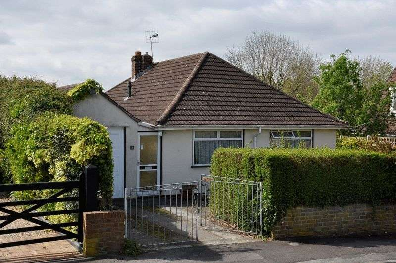 2 Bedrooms Detached Bungalow for sale in St. Margarets Lane, Backwell