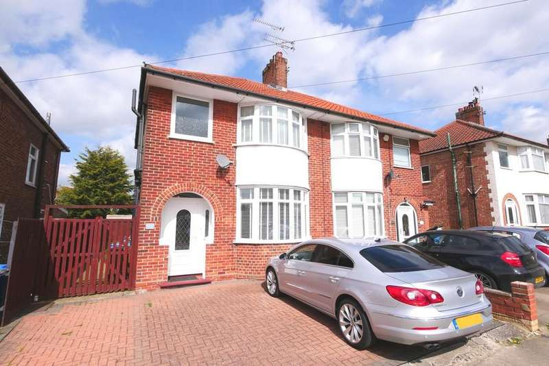 3 Bedrooms Semi Detached House for sale in Stratford Road, Ipswich