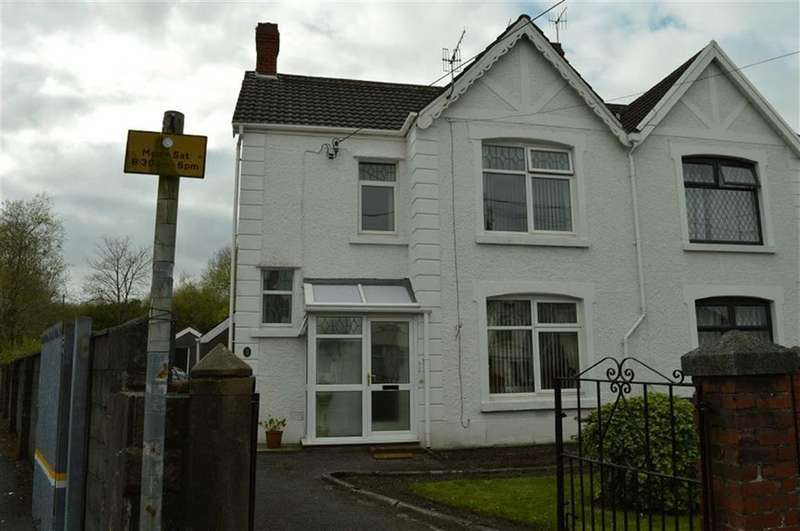 3 Bedrooms Semi Detached House for sale in Pontardulais Road, Swansea, SA4