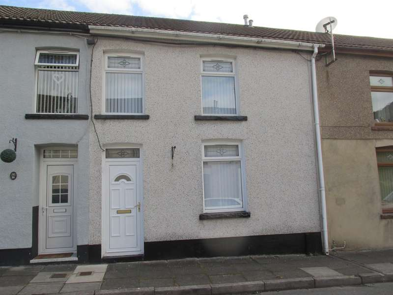 3 Bedrooms Terraced House for sale in Lower Bailey Street, Porth