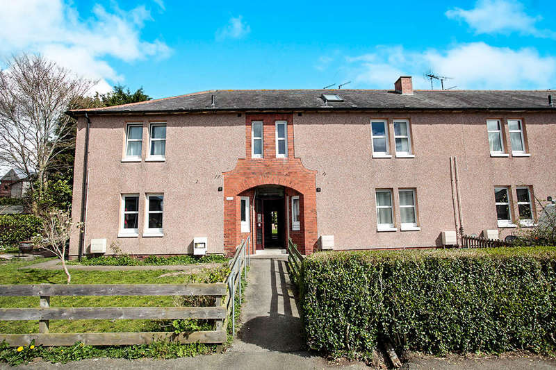 3 Bedrooms Flat for sale in Brodie Avenue, Dumfries, DG2