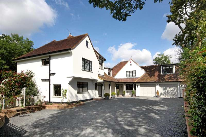 6 Bedrooms Detached House for sale in Wilton Lane, Jordans, Beaconsfield, Buckinghamshire, HP9
