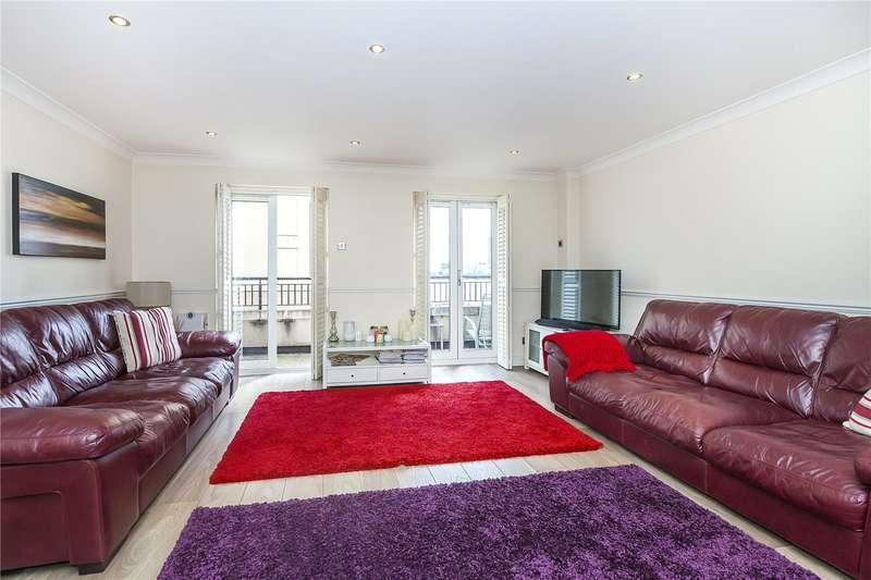 4 Bedrooms Flat for sale in Jamestown Way, London, E14