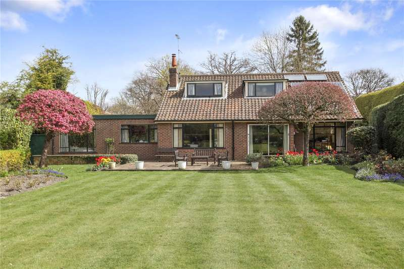 5 Bedrooms Detached House for sale in Malacca Farm, West Clandon, Guildford, Surrey, GU4