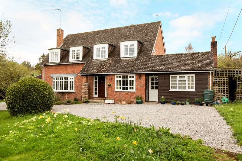 4 Bedrooms Detached House for sale in Woodborough, Pewsey, Wiltshire, SN9