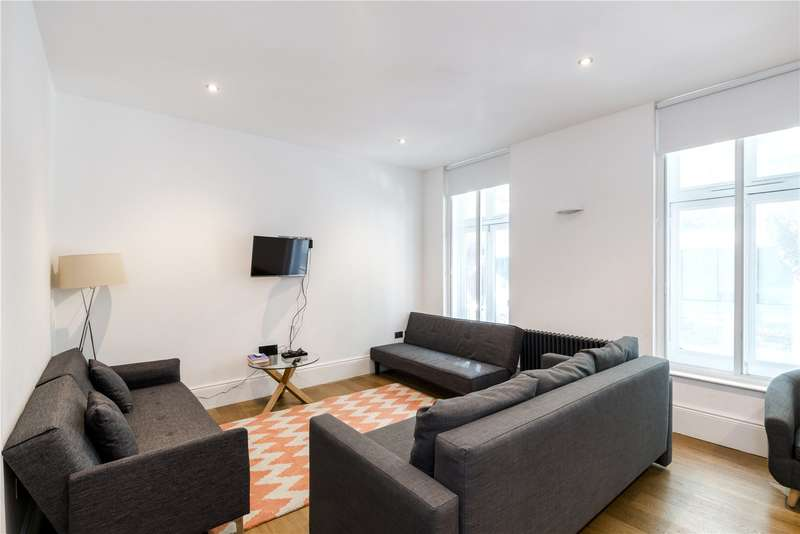 2 Bedrooms Flat for sale in Leader House, 166-170 Shaftesbury Avenue, London, WC2H