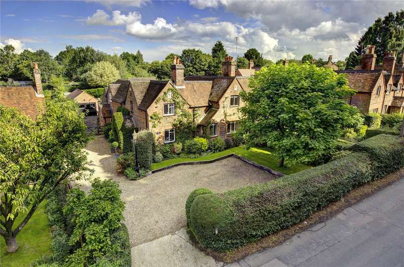 3 Bedrooms House for sale in Chenies, Rickmansworth, Buckinghamshire, WD3