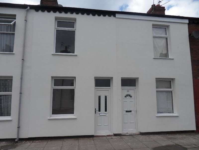 2 Bedrooms Property for sale in 18, Blackpool, FY1 4AL