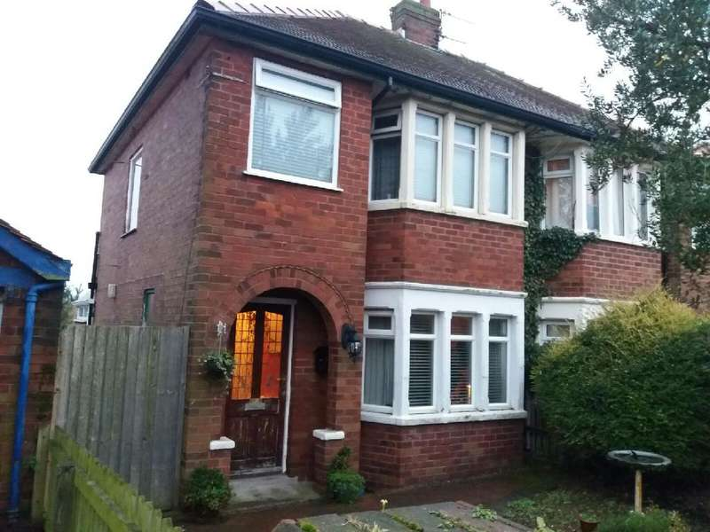 3 Bedrooms Property for sale in 58, Blackpool, FY3 9SZ
