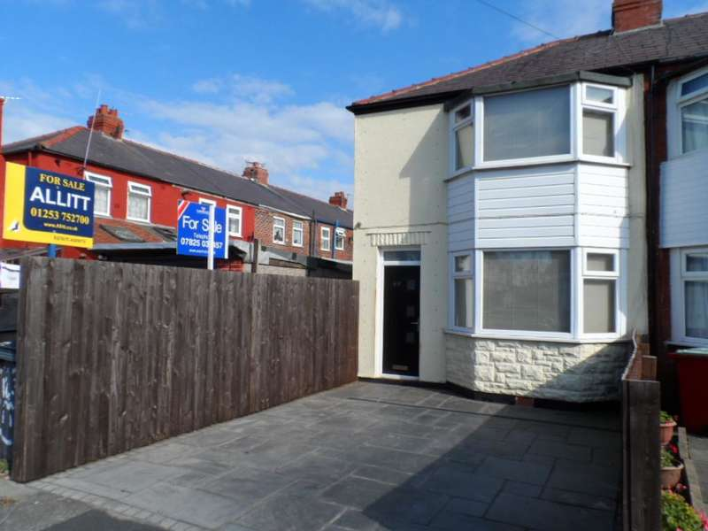 2 Bedrooms Property for sale in 49, Blackpool, FY4 4LH