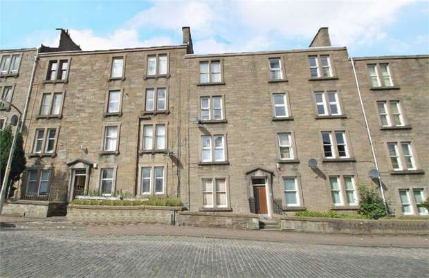 2 Bedrooms Flat for sale in Forest Park Road, Dundee