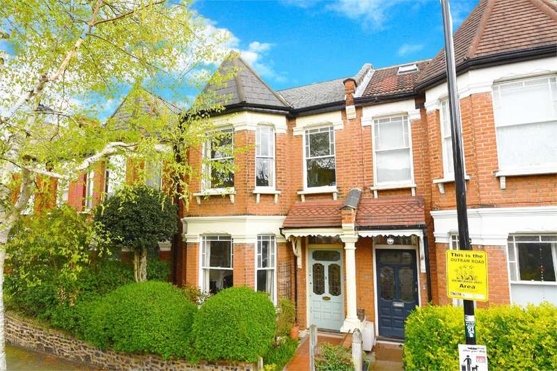 3 Bedrooms Terraced House for sale in Outram Road, Alexandra Park, London