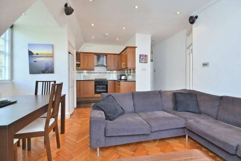 2 Bedrooms Flat for sale in Hampstead Way, Hampstead Garden Suburb, NW11