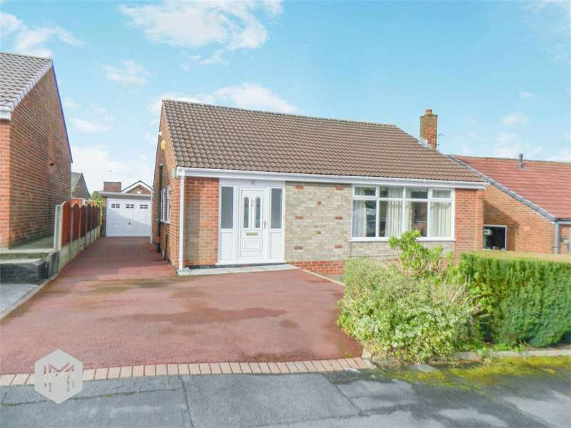 3 Bedrooms Detached Bungalow for sale in Heathfield, Harwood, Bolton, Lancashire