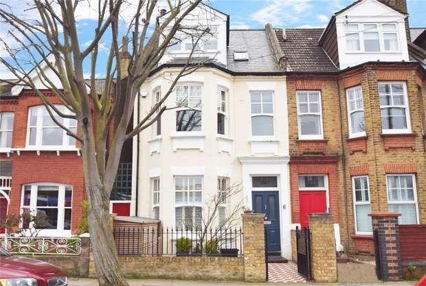 6 Bedrooms Semi Detached House for sale in Amyand Park Road, St Margarets, Twickenham